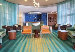 SpringHill Suites by Marriott Salt Lake City Airport - ซอลต์เลกซิตี้ - ล็อบบี้
