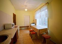 SEPIL Comfort Hostel Bishkek - บิชเคก - ห้องครัว
