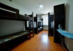 SEPIL Comfort Hostel Bishkek - บิชเคก - ห้องนอน