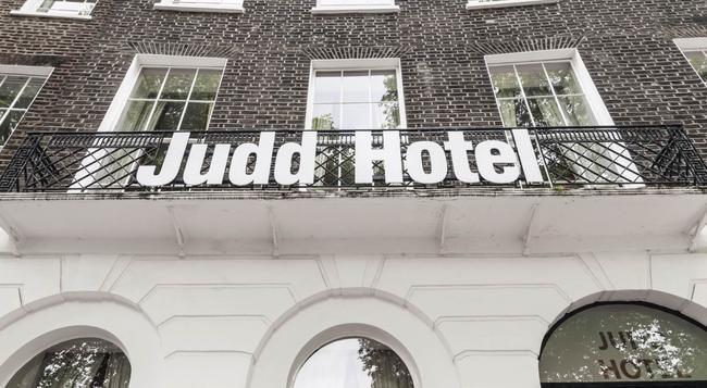 The Judd Hotel - London - Building
