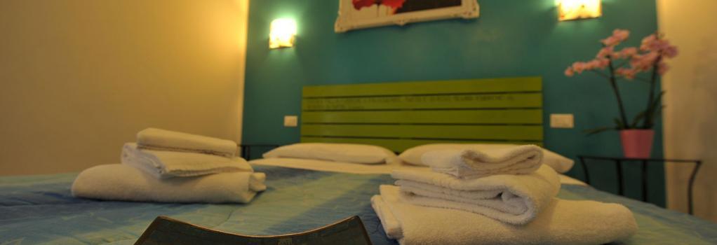 B&B Casa Der Poeta - Rome - Bedroom