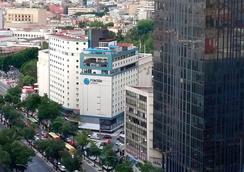 Hotel Fontan Reforma - เม็กซิโกซิตี้ - อาคาร
