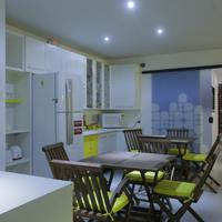 Concept Design Hostel & Suites Dining