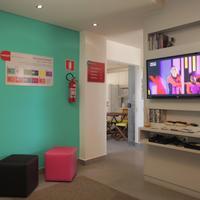 Concept Design Hostel & Suites Lobby Sitting Area