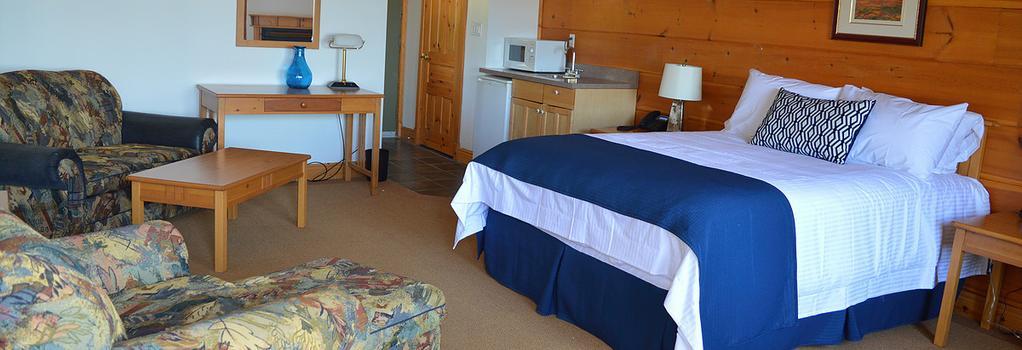 Terrace Suites - North Bay - Bedroom