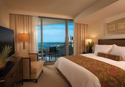 Jet Luxury @ The Trump Waikiki - ฮอนโนลูลู - ห้องนอน