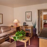 Canyon Plaza Resort Living Area