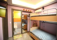 Soo Guesthouse - โซล - ห้องนอน