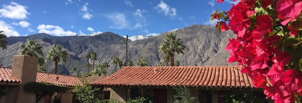 Warm Sands Villa - Palm Springs - Building