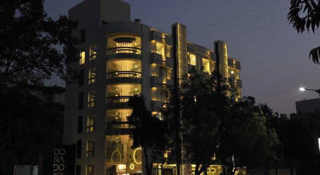 Hotel El Dorado - Ahmedabad - Building