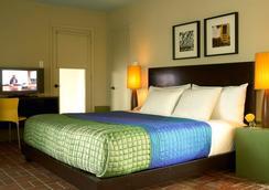 Belmont Hotel - ดัลลัส - ห้องนอน