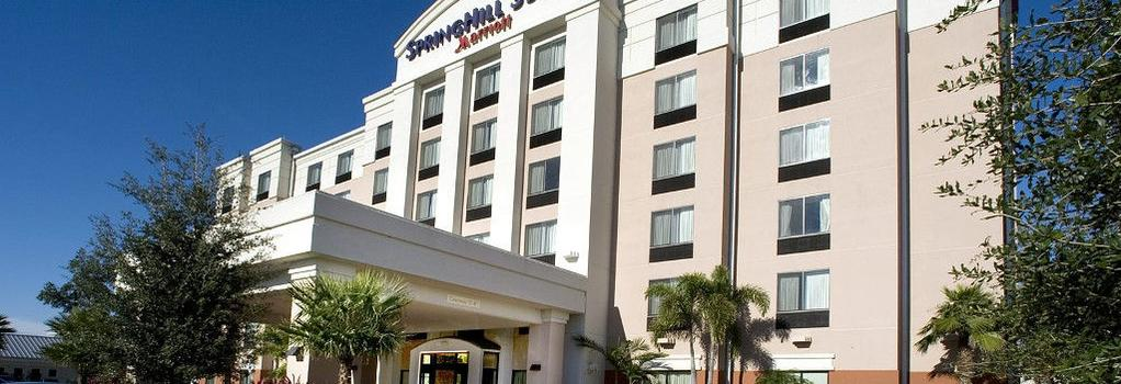 SpringHill Suites by Marriott Tampa Brandon - Tampa - Building
