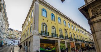 Hotel Inn Rossio - ลิสบอน - อาคาร