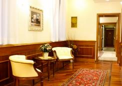 Hotel Torino - โรม - ล็อบบี้