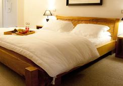 Hotel San Pancrazio - โรม - ห้องนอน