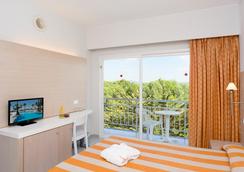 Hotel Hsm Golden Playa - ปาลมา มายอร์กา - ห้องนอน