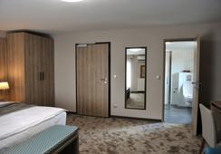 Hotel VIP - ซาราเยโว - ห้องนอน