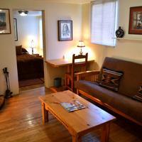 Pueblo Bonito Bed and Breakfast Inn Living Area