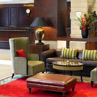Leeds Marriott Hotel Lobby