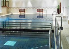 Leeds Marriott Hotel - ลีดส์ - สระว่ายน้ำ