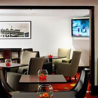 Leeds Marriott Hotel Bar/Lounge