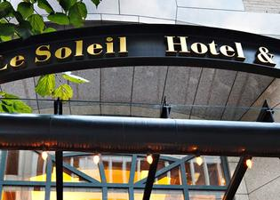 Executive Hotel Le Soleil New York