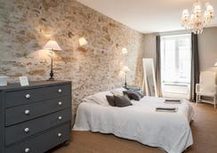 La Maison Vieille - การ์กาซอน - ห้องนอน