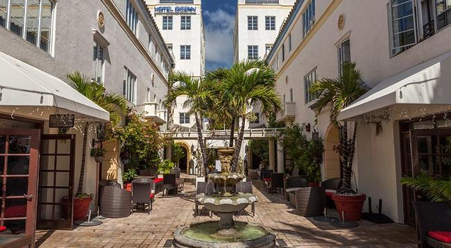 Hotel Ocean - Miami Beach - Building