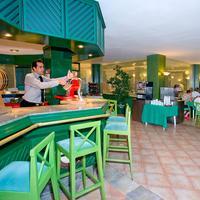 THB Flora Hotel Lounge