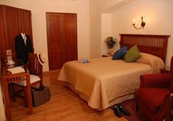 Hotel Casa Antigua - โอ็กซากา - ห้องนอน