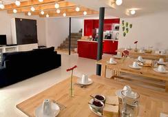 So Cool Hostel Porto - ปอร์โต - ร้านอาหาร