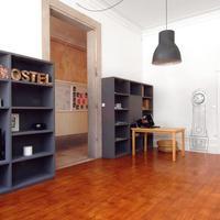 So Cool Hostel Porto Reception