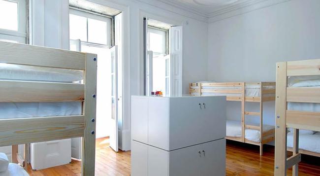 So Cool Hostel Porto - Porto - Bedroom