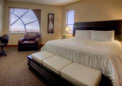 Podollan Inn & Spa Grande Prairie - กรองด์ แพรรี่ - ห้องนอน