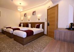 London King's Hotel - ลอนดอน - ห้องนอน