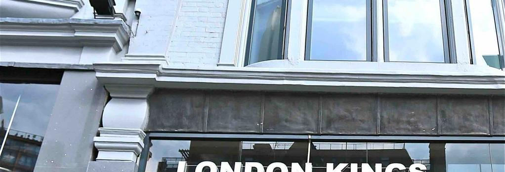 London Kings Hotel - London - Building