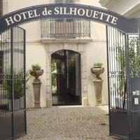 Hotel de Silhouette Facade côté Rue - 30 Rue Gambetta