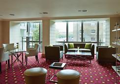 Marriott Executive Apartments London West India Quay - ลอนดอน - ล็อบบี้