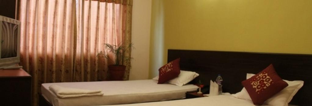 Cascade Hotel - Kathmandu - Bedroom