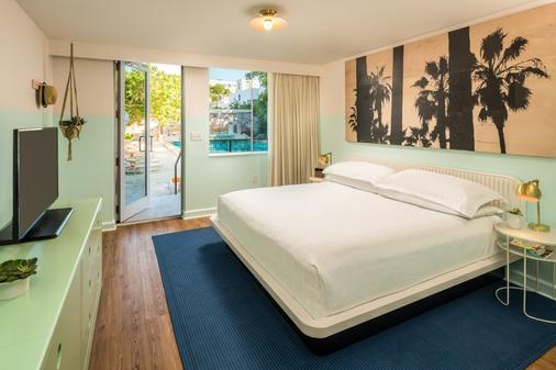The Hall South Beach - ไมอามีบีช - ห้องนอน