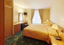 Hôtel Grenelle - ปารีส - ห้องนอน