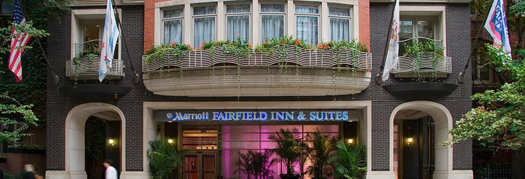 Fairfield Inn and Suites by Marriott Chicago Downtown Magnificent Mile - Chicago - Building