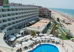 On Hotels Oceanfront - มาทาลาสคานาส - สระว่ายน้ำ