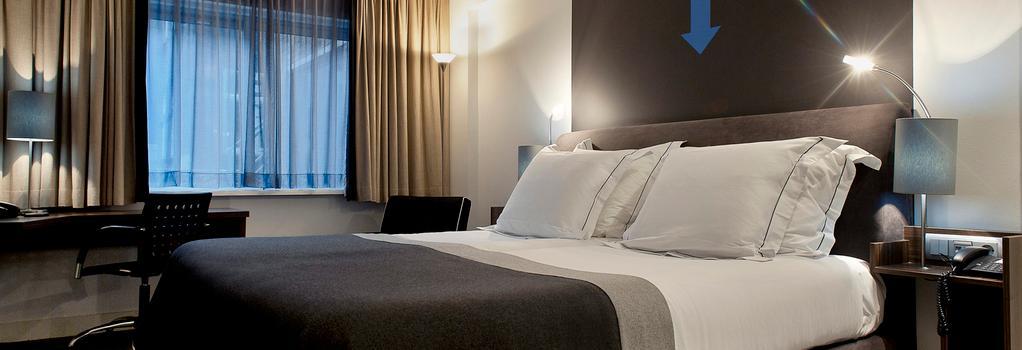 Hampshire Hotel - Rembrandt Square Amsterdam - Amsterdam - Bedroom