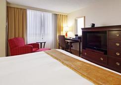 Tower Hotel Oklahoma City - โอคลาโฮมาซิตี - ห้องนอน