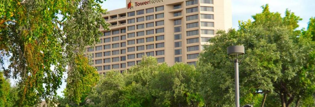 Tower Hotel Oklahoma City - Oklahoma City - Building