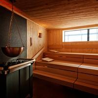 a-ja Warnemuende. Das Resort Sauna