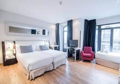 Petit Palace Chueca - มาดริด - ห้องนอน