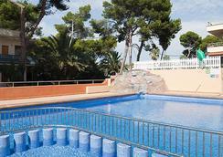 Hotel Palma Playa-Los Cactus - ปาลมา มายอร์กา - สระว่ายน้ำ