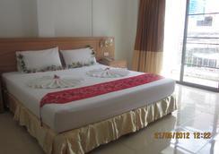 Bella Tropicana Hotel - ป่าตอง - ห้องนอน
